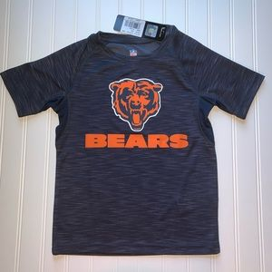 🆕 Chicago Bears shirt breathable fabric